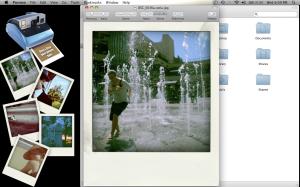 The Polaroid Software